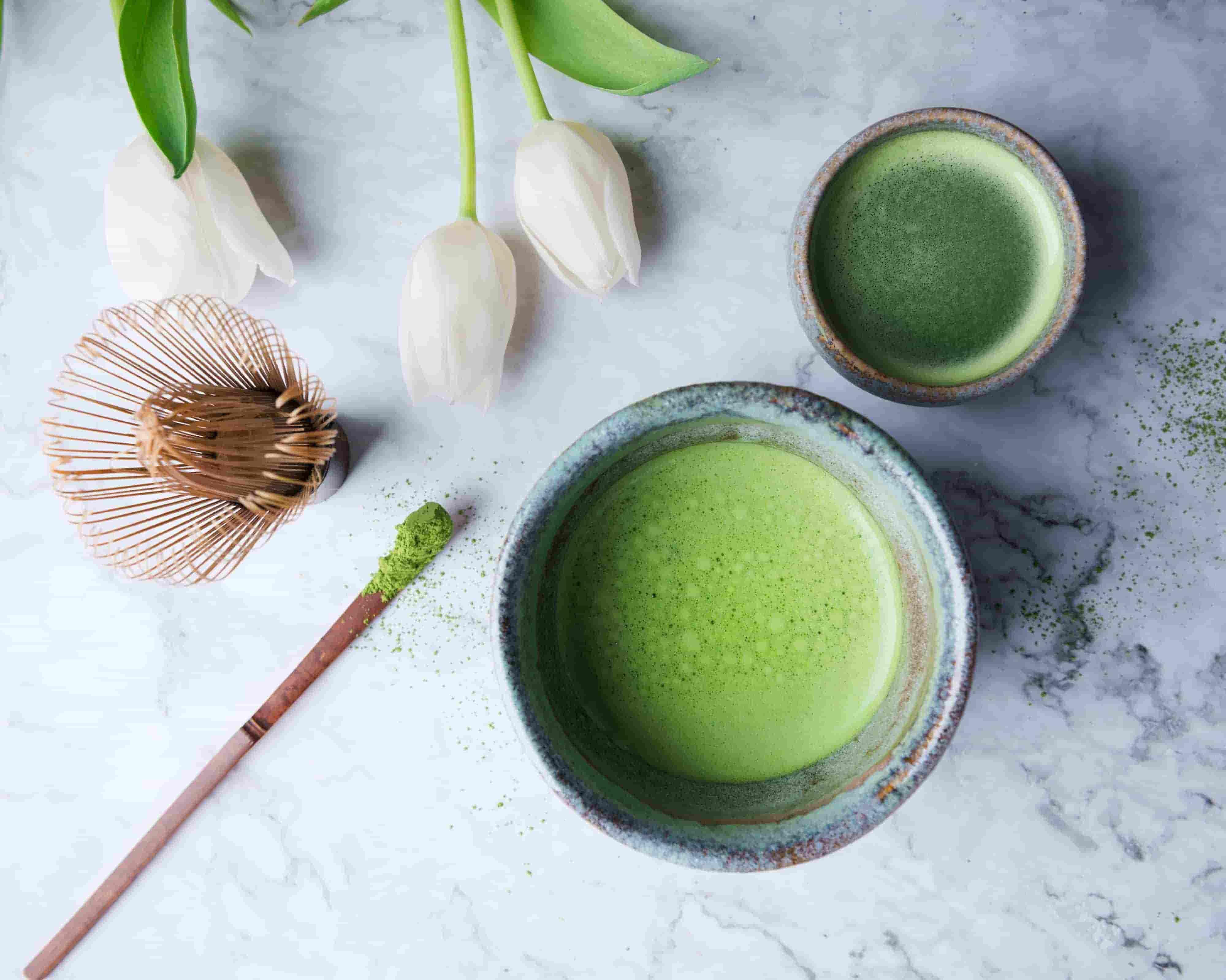 Matcha Tee Wirkung Rezepte Und Studien